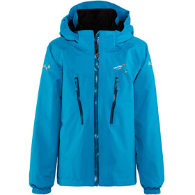 Isbjörn Storm Jacket Children blue